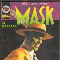 Cómics: THE MASK. LA MASCARA. ADAPTACION OFICIAL DEL FILM (A-COMIC-2223,5). Lote 211775035