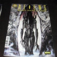 Cómics: ALIENS. GUERRA CONTRA LA TIERRA Nº 3 DE 4. NORMA EDITORIAL. COMIC BOOKS.. Lote 34916483