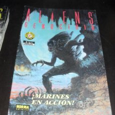 Cómics: ALIENS. GENOCIDIO Nº 3 DE 4. NORMA EDITORIAL. COMIC BOOKS.. Lote 195395915
