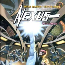 Cómics: NEXUS VOLUMEN 1 (NORMA EDITORIAL,2007) - STEVE RUDE - MIKE BARON. Lote 34764359