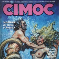 Cómics: CIMOC Nº 68 3/87. Lote 34812549