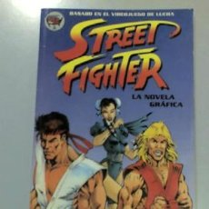 Cómics: STREET FICHTER: LA NOVELA GRÁFICA. MADE IN THE USA #23. Lote 34856900