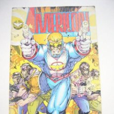 Cómics: AMERICAN, PERDIDO EN AMÉRICA - Nº 4 DE 4 - ED. NORMA 1994 C24X5. Lote 34940958