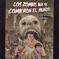 Cómics: LOS ZOMBIS QUE SE COMIERON EL MUNDO -EDITA : NORMA. Lote 34937010