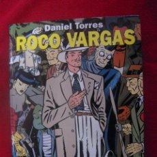 Cómics: ROCO VARGAS - COLECCION DANIEL TORRES 5 - CARTONE 238 PAG.. Lote 34987823
