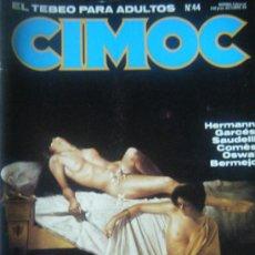 Cómics: CIMOC Nº 44 OCTUBRE 84. Lote 35019543