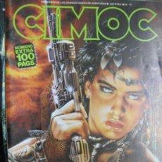 Cómics: CIMOC. LOTE DE 3 COMICS. NUMEROS 116, 117, 118. Lote 35020949