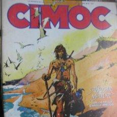 Cómics: CIMOC. LOTE DE 3 COMICS. NUMEROS 110,111, 112. Lote 35020965