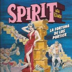 Cómics: COMIC-SPIRIT-LA FORTUNA DE LOS PORTIER-WILL EISNER-CIMOC Nº 83 NORMA-1991. Lote 35052975