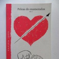 Cómics: PELEAS DE ENAMORADOS VOL.1 . ANDI WATSON . Lote 35179574