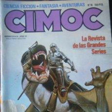 Cómics: CIMOC Nº 16 JUNIO 82.. Lote 35198014