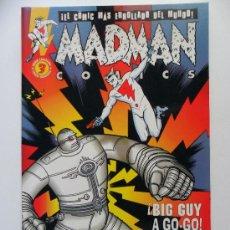 Cómics: MADMAN COMICS Nº 3 DE 5 . MIKE ALLRED. Lote 35218654