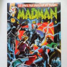 Cómics: MADMAN COMICS Nº 5 DE 5 . MIKE ALLRED. Lote 35218700