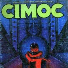 Cómics: CIMOC Nº 105. Lote 35242206