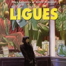 Cómics: LIGUES [CIMOC EXTRA COLOR Nº135]. Lote 35301140