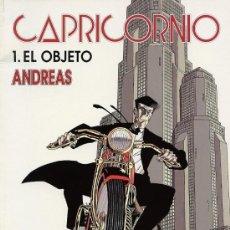 Cómics: CAPRICORNIO - EL OBJETO [CIMOC EXTRA COLOR Nº146]. Lote 35301317