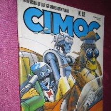 Cómics: CIMOC Nº 52 NORMA . Lote 35329054