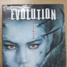 Cómics: EVOLUTION. Lote 35504225