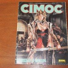 Cómics: CIMOC Nº 102 (NORMA EDITORIAL) . Lote 35534823