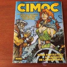 Cómics: CIMOC Nº 103 (NORMA EDITORIAL) . Lote 35534840