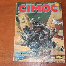 Cómics: CIMOC Nº 104 (NORMA EDITORIAL) . Lote 35534889