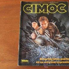 Cómics: CIMOC Nº 92 PORTADA LUIS ROYO, BRECCIA, ALFONSO FONT, BOURGEON, ETC.. Lote 35654070
