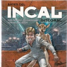 Cómics: ANTES DEL INCAL INTEGRAL. Lote 35597344