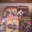 Cómics: MADMAN COMICS 1-5 (NORMA). Lote 35632436