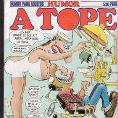 Cómics: HUMOR A TOPE, TOMO RECOPILATORIO Nº 17, 18, 19, 14. Lote 35651154