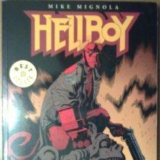 Cómics: HELLBOY. MIKE MIGNOLA 1ª EDICION JULIO 2008 . Lote 35685908