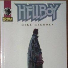 Cómics: HELLBOY. LA ISLA MIKE MIGNOLA. Lote 35687440