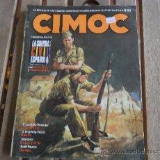 Comics: COMICS CIMOC Nº 66. Lote 35893809