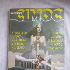 Cómics: SUPER CIMOC. RETAPADO 2. NUMS 98,99 Y 100. NORMA EDITORIAL. NUEVA EPOCA. Lote 35900641