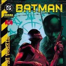 Comics : BATMAN: TIERRA DE NADIE Nº 10 GREG RUCKA & FRANK TERAN DC COMICS - NORMA EDITORIAL. Lote 35926043