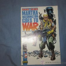 Cómics: MARTHA WASHINGTON GOES TO WAR Nº 1 FRANK MILLER Y DAVE GIBBONS. Lote 35918749