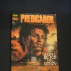 Cómics: PREDICADOR - HASTA EL FIN DEL MUNDO - GARTH ENNIS - NORMA EDITORIAL - . Lote 36008193