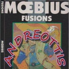 Cómics: MOEBIUS, FUSIONS, EDITORIAL NORMA 1A. EDICION 1995. Lote 36017989