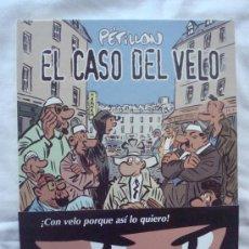 Comics: JACK PALMER , EL CASO DEL VELO DE PETILLON - NORMA EDITORIAL. Lote 36053656
