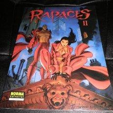 Cómics: RAPACES Nº II - COLECCIÓN CIMOC EXTRA COLOR. Lote 36148097