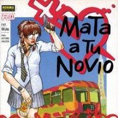 Comics: MATA A TU NOVIO Nº 35 DE GRANT MORRISON & PHILIP BOND COLECCIÓN VERTIGO DC COMICS - NORMA EDITORIAL. Lote 175852994