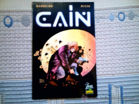 CAIN Nº 1, DE RICARDO BARREIRO Y EDUARDO RISSO (COLECCION EL DIA DESPUES) (Tebeos y Comics - Norma - Comic USA)