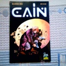 Cómics: CAIN Nº 1, DE RICARDO BARREIRO Y EDUARDO RISSO (COLECCION EL DIA DESPUES). Lote 36329361