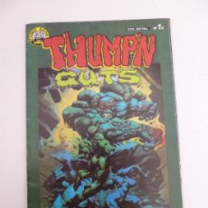 Cómics: THUMP'N CUTS 1A (KEVIN EASTMAN / SIMON BISLEY). Lote 36387940