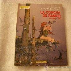 Cómics: CIMOC EXTRA COLOR Nº 17, LA CONCHA DE RAMOR, DE NORMA EDITORIAL. Lote 36447772