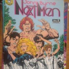 Cómics: NEXT MEN Nº 0, 1, 2 Y 3 POR JOHN BYRNE. Lote 36449465