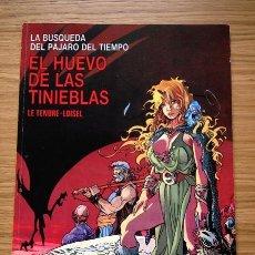 Cómics: EL HUEVO DE LAS TINIEBLAS. Lote 36486056