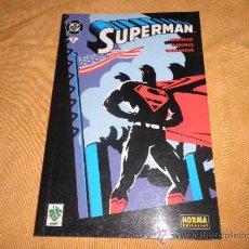 Cómics: SUPERMAN Nº 1 EDITORIAL VID. NORMA EDITORIAL. Lote 37018221