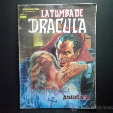 Cómics: ESCALOFRIO PRESENTA LA TUMBA DE DRACULA Nº 4 - VERTICE. Lote 36780995