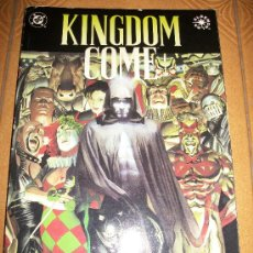 Cómics: COMIC KINGDOM COME – WAID – ROSS – DC – EDICION USA. Lote 36804185