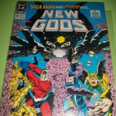 Cómics: COMIC USA - NEW GODS - DC - #18 VOL. 3 - INGLES. Lote 37082389